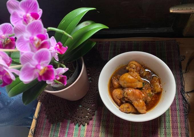 Resep Ayam Goreng Mentega Sederhana Oleh Dapur Katakami Cookpad