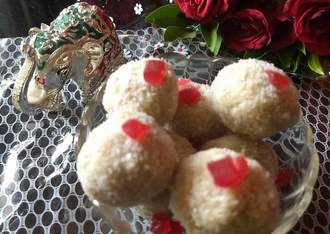 Recipe of Tasteful Kurmura ladoo
