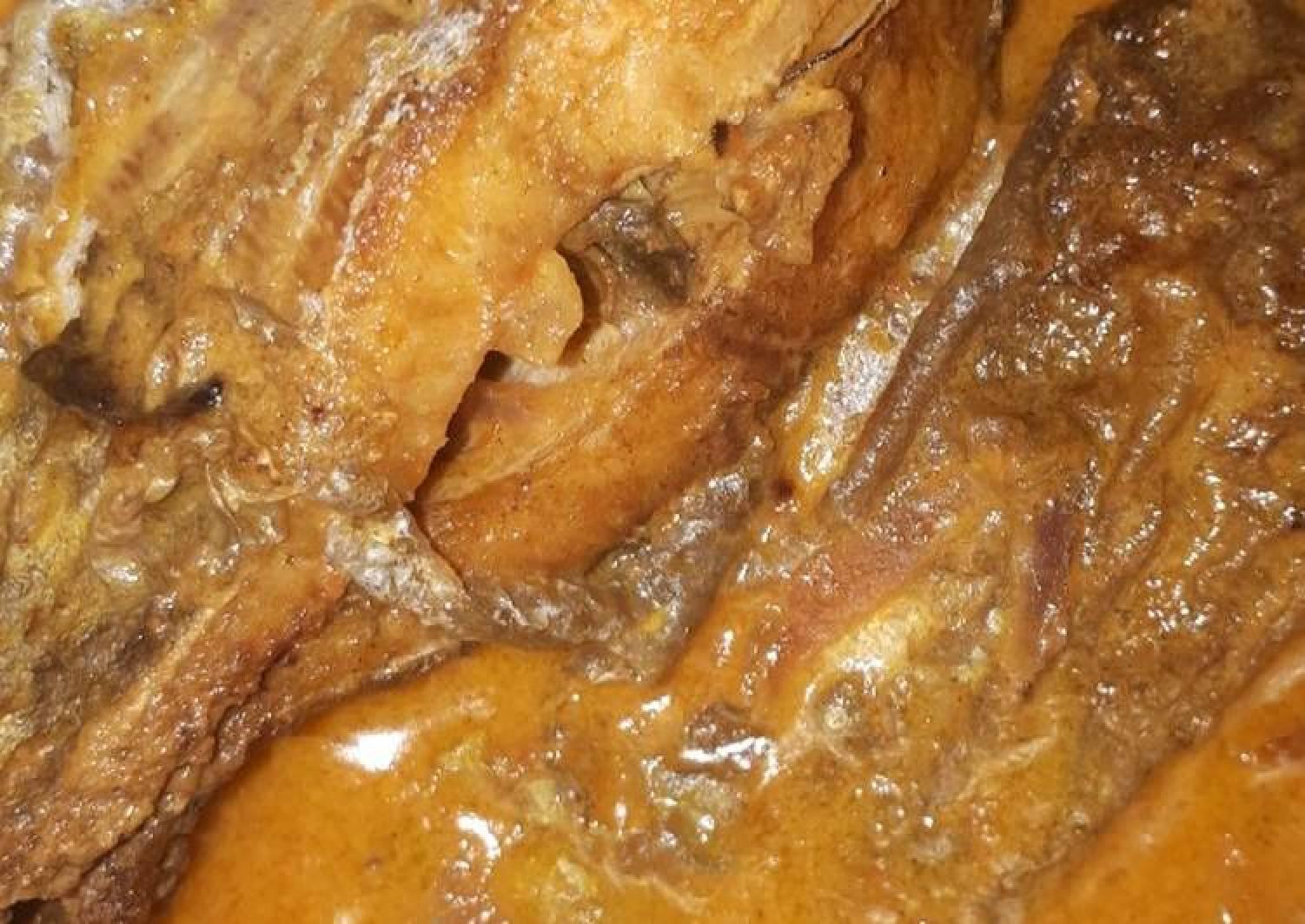Rabbit fish in coconut #charity recipe#