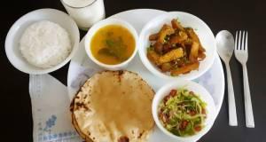 Veg Lunch platter
