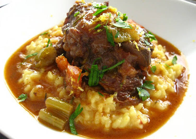 Recipe of Speedy Budget Oxtail Osso Buco (for regular stovetop and pressure cooker)