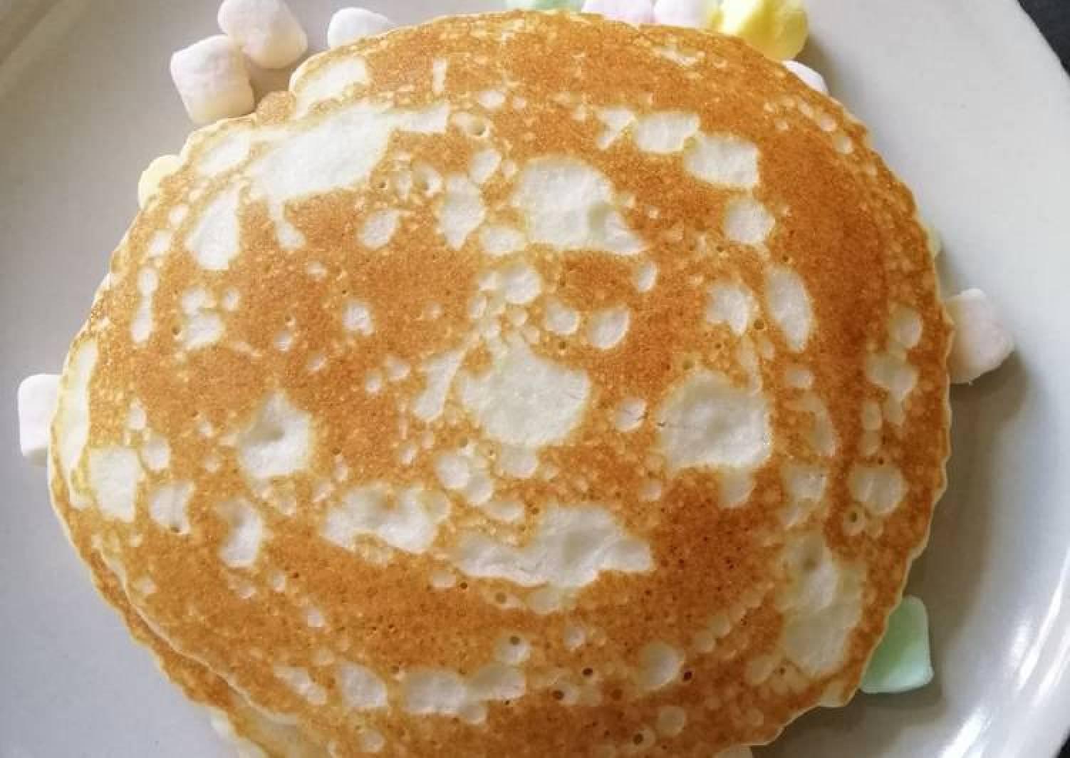 Marshmallow Pancake