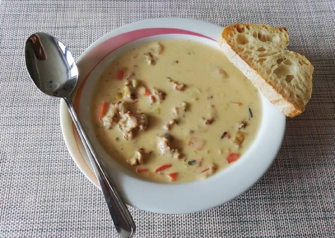 Der einfachste Weg Um Preisgekrönte Käse-Lauch-Suppe zuzubereiten