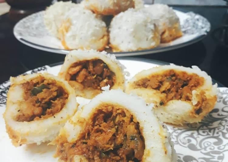 Step-by-Step Guide to Prepare Award-winning Minced prawn masala rice balls