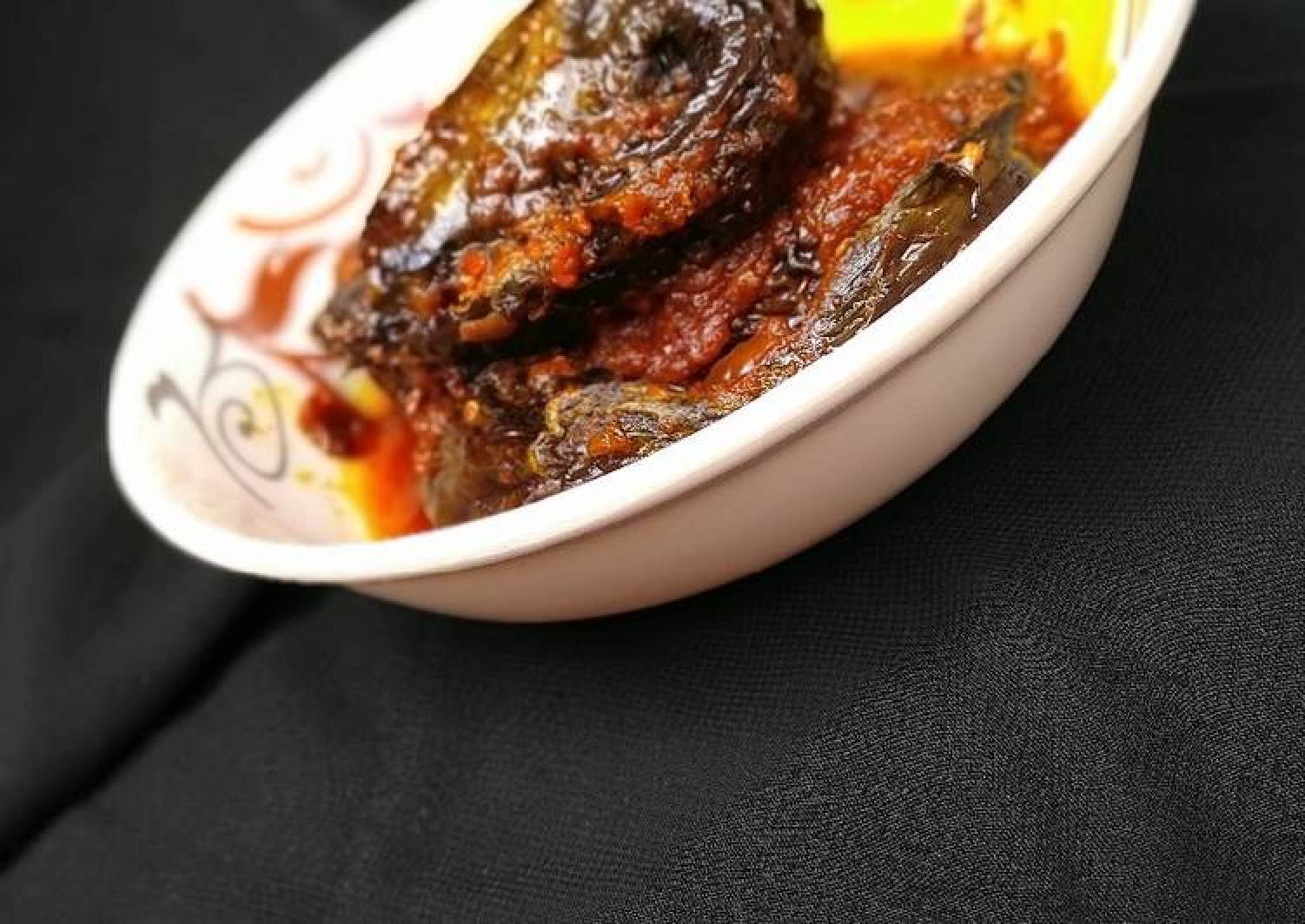 Check out this delicious recepi,dried pepper fish