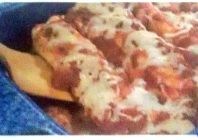 Chicken Cheese Enchilada