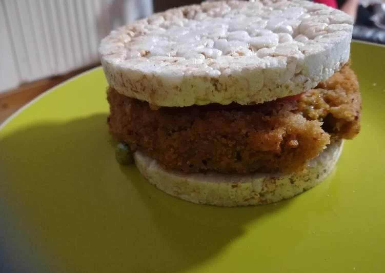 Burger…… Not really a recipe, Just a good idea!