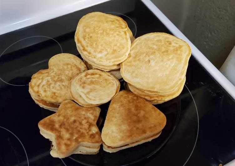 Good Ole' Fashioned Pancakes