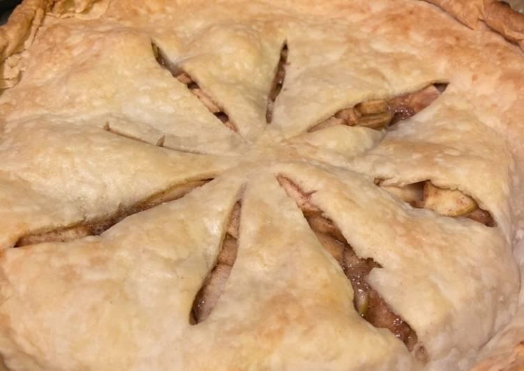 Cindys Flakey Pie Crust