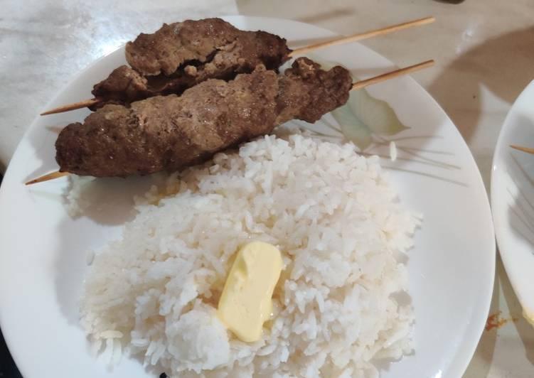 (چلوکباب) Chelo Kebab
