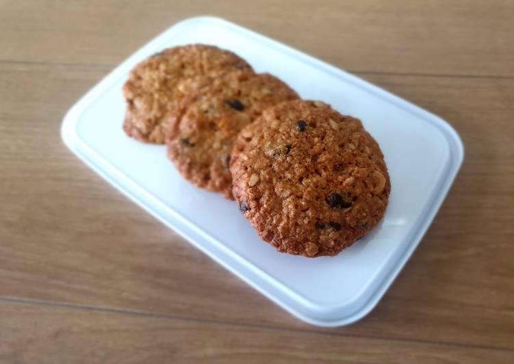 Healthy oats cookie