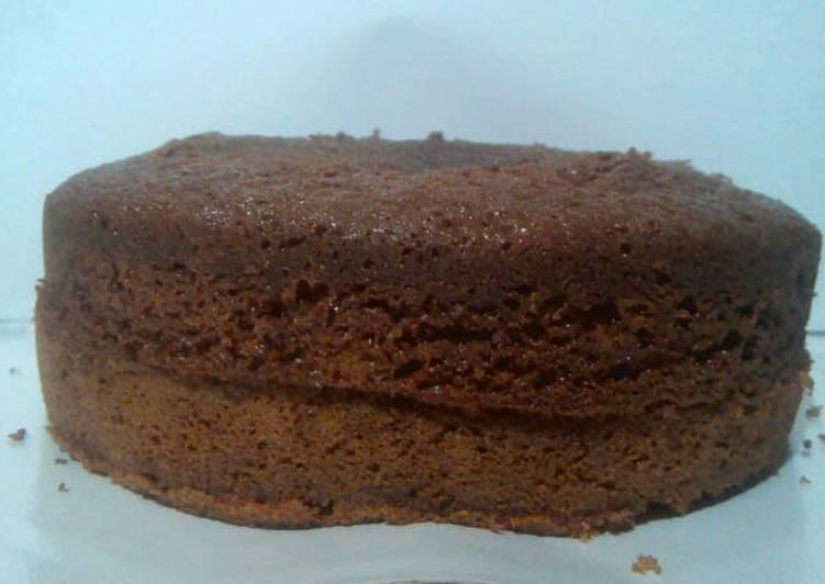 Chocolate Cake using Pancake Mix