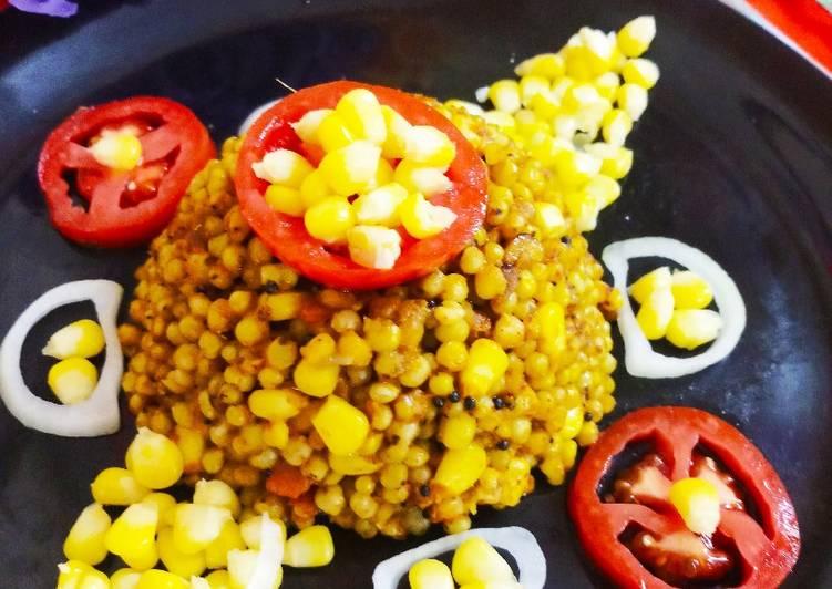 Easiest Way to Make Perfect Jowar corn upma