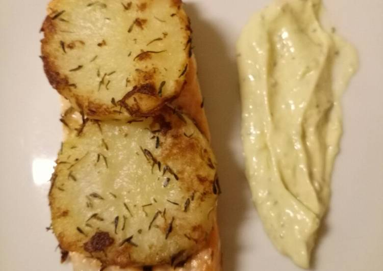 Easiest Way to Prepare Super Quick Homemade Fish n chips alla Fluffy