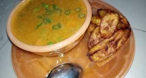 Hungry rice soup paten accha