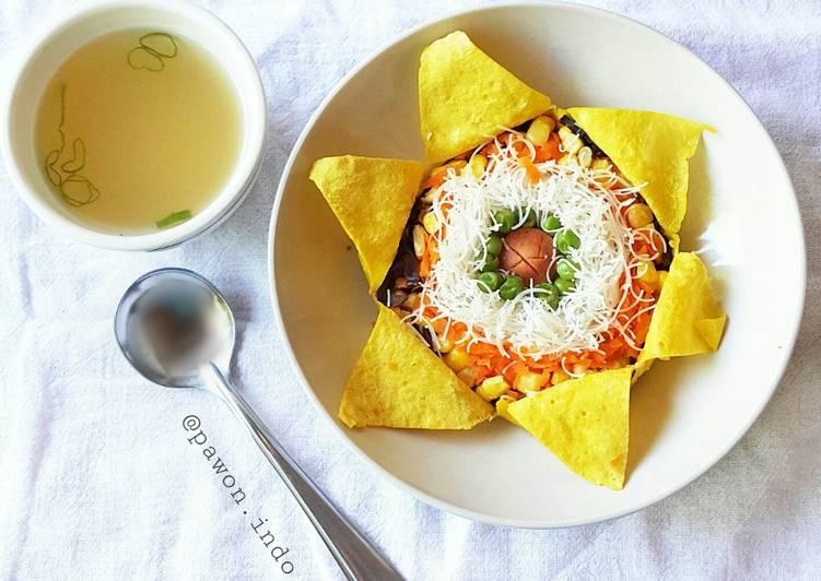 Sunflower Soup (Sup Bunga Matahari)