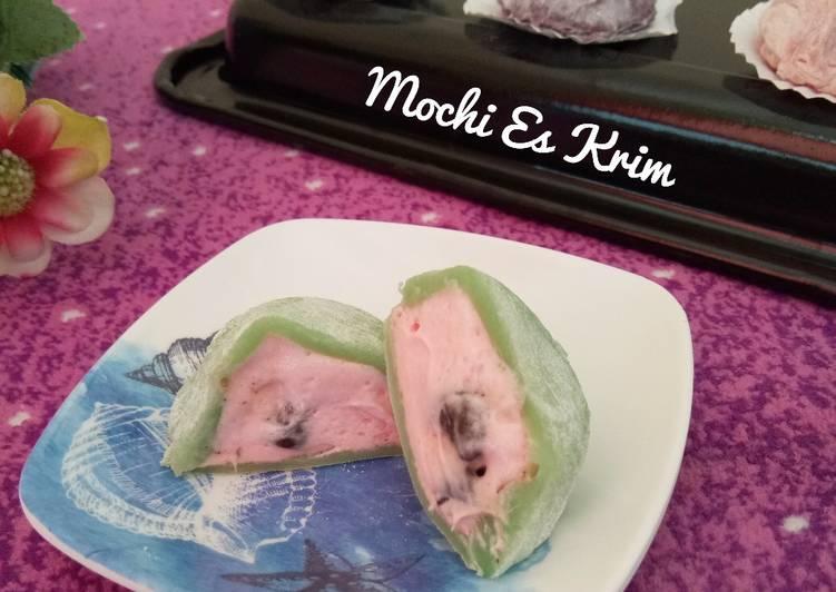 38. Mochi Es Krim