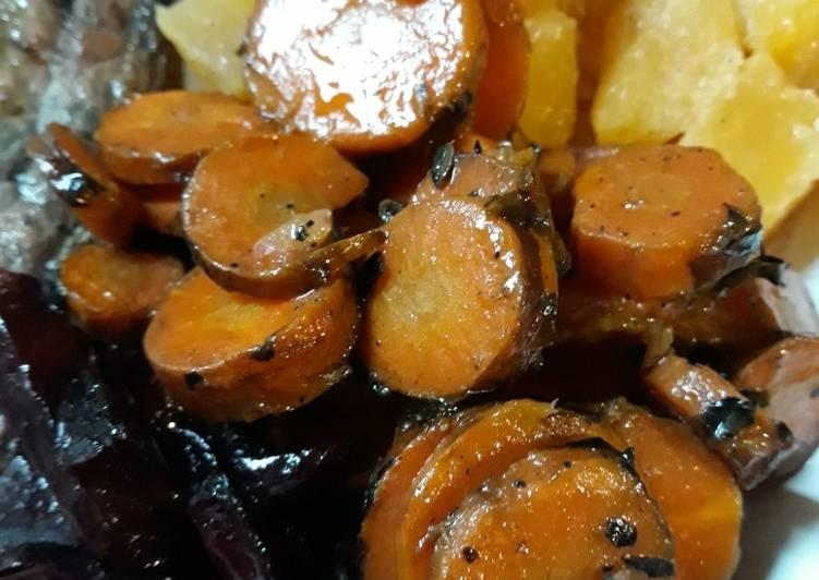 Roasted Carrots Batch 3