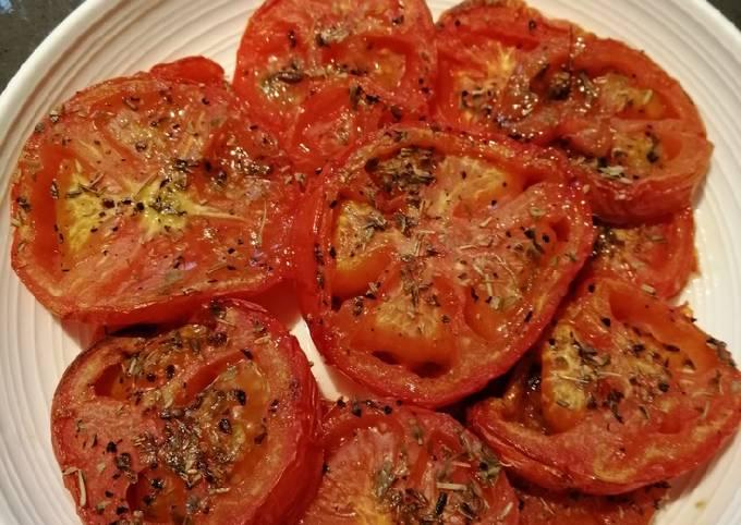 Steps to Prepare Ultimate Roast Tomatoes