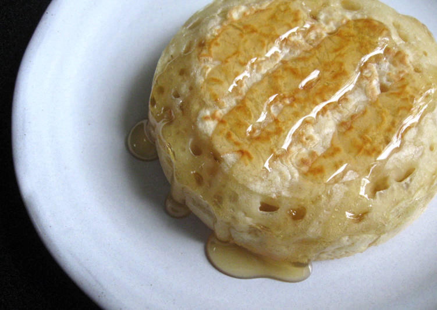 Crumpet Pancakes