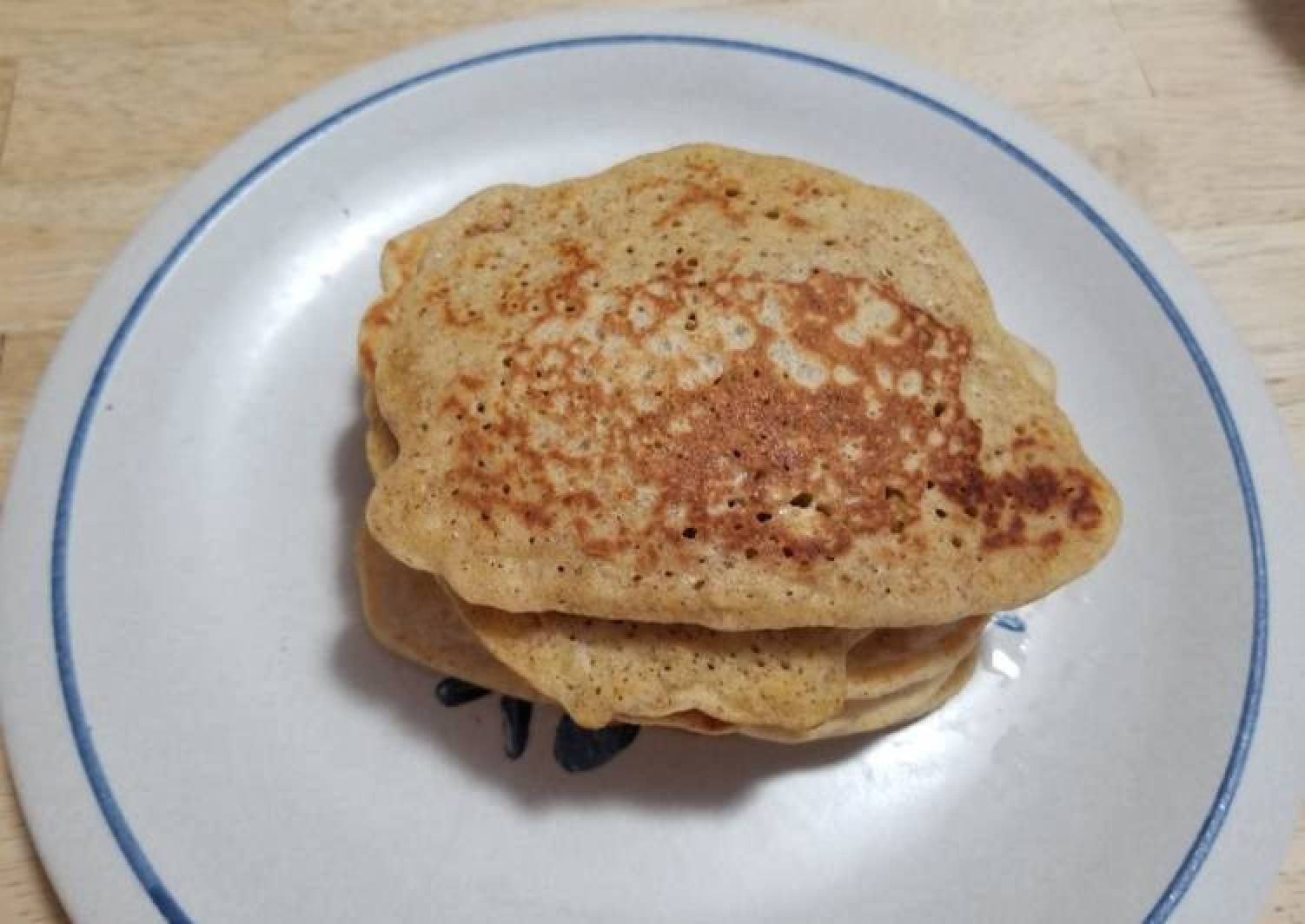 Multi grain pancakes
