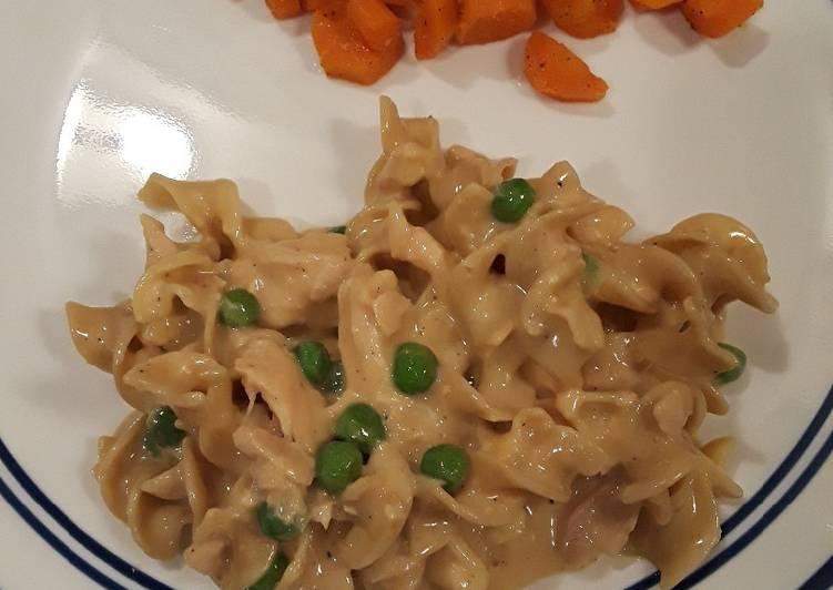 Recipe of Perfect Tuna Mac-and-Cheese