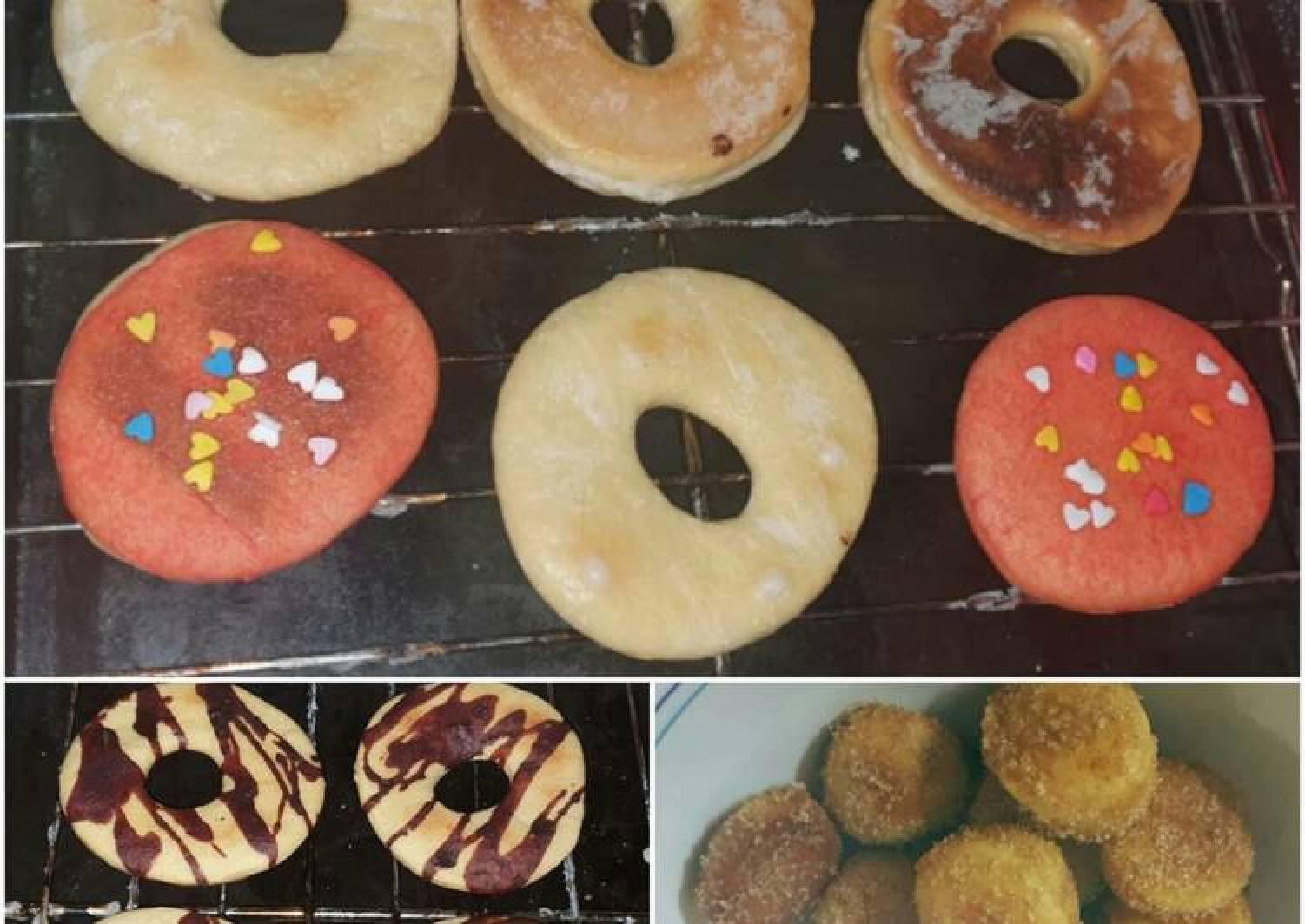 3 Simple Doughnut Toppings