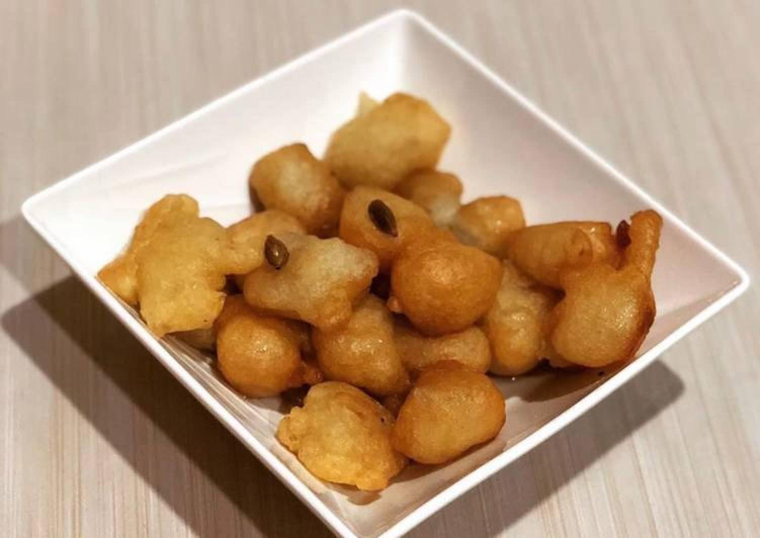 Sweet dumplings (Kaimati)