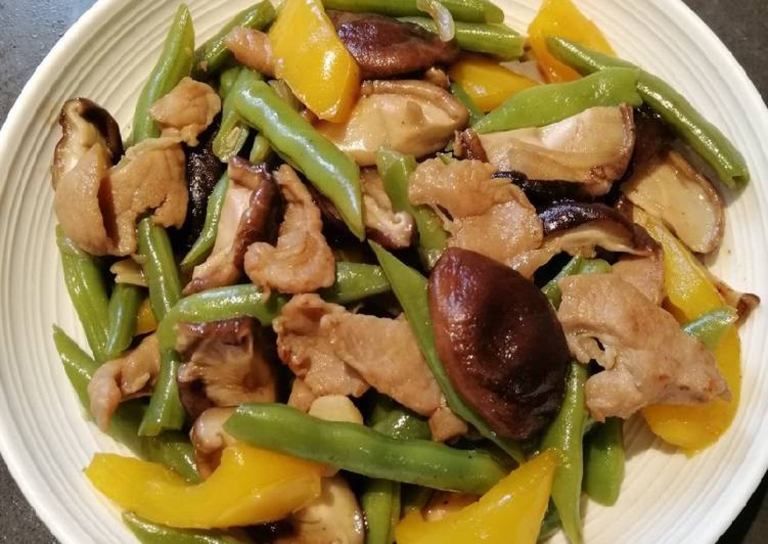 French Beans Mix