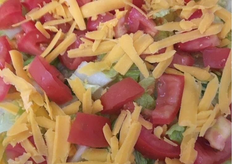 Best taco dip Mycookbook