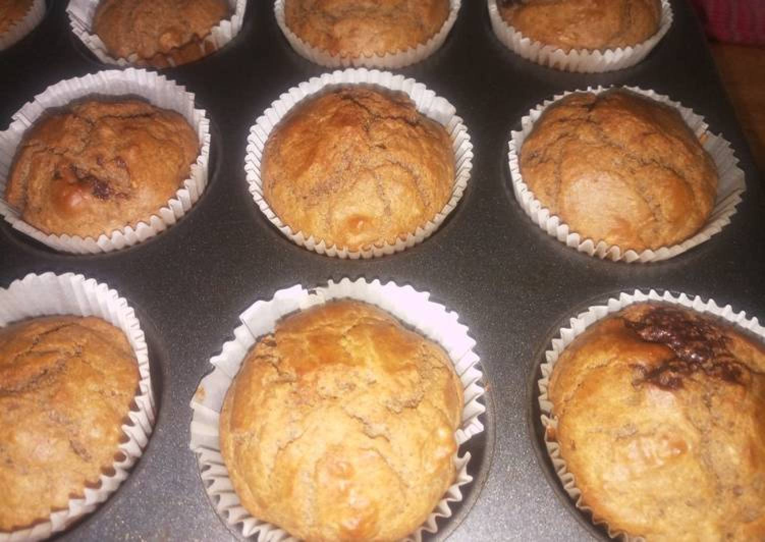 Arrowroots muffins
