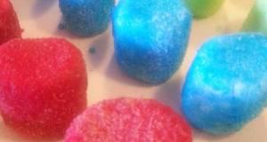 Jello - Crusted Rainbow Marshmallows