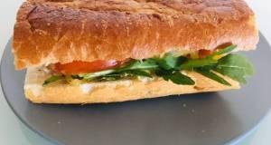 Italian Panino Vegetarian