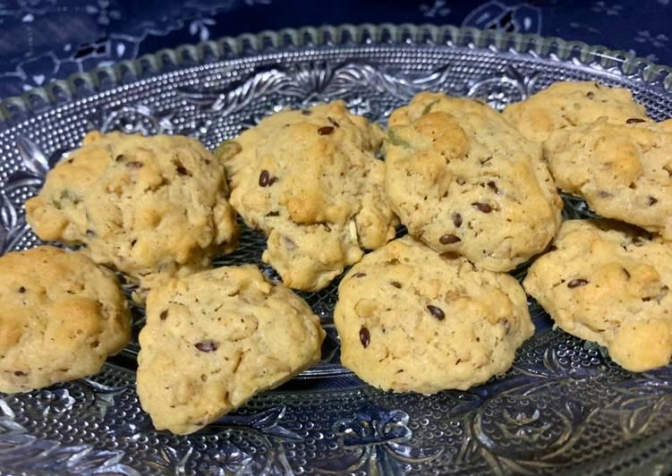 Granola cookies 🍪