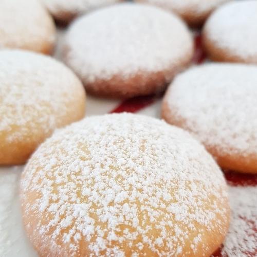 Australian Kahk (Eid Cookies)