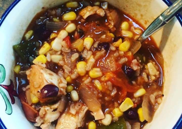 Summertime Veggie Soup