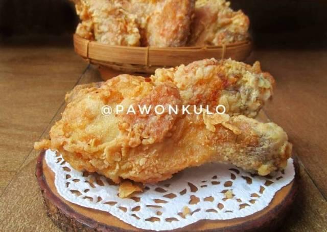 Ayam Goreng Tepung Pedas