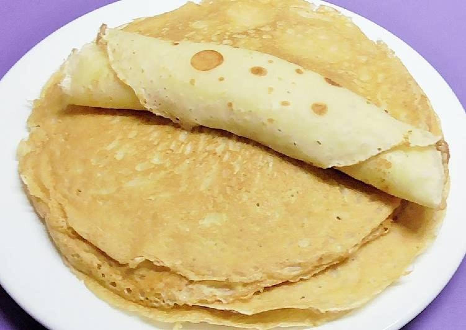Pfannenkuchen (German Pancake/Crepe)