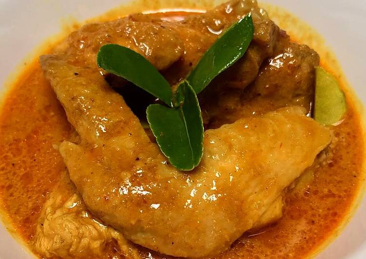 Ayam Rendang / Chicken Rendang