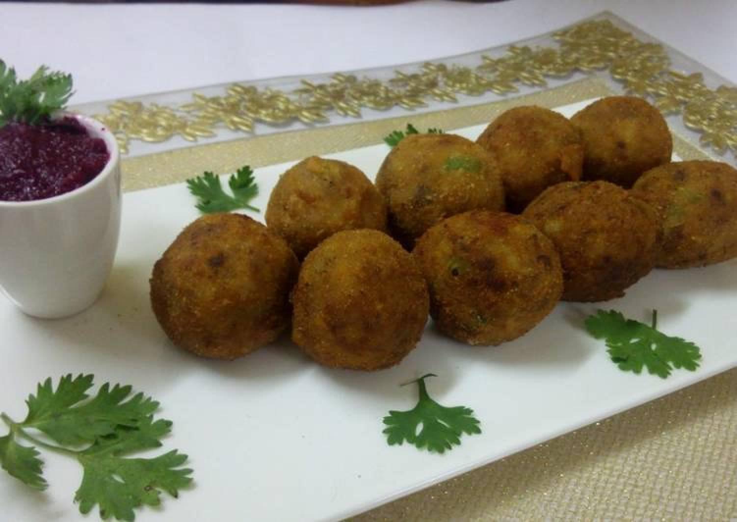 Peri Peri cheesy potatoes rolls