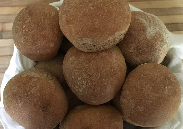 Vegan Potato Rolls
