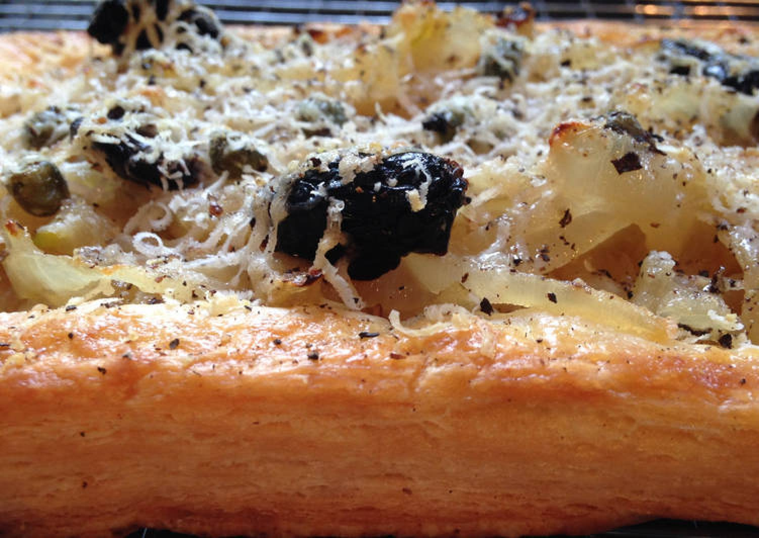 Easy Rough Puff Pastry