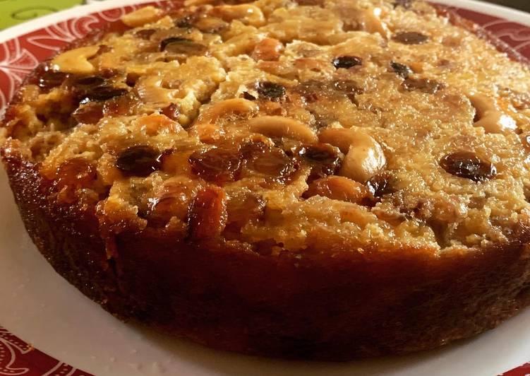 Gluten free/Flour free Banana(Plantain) Cake.(Kaipola)
