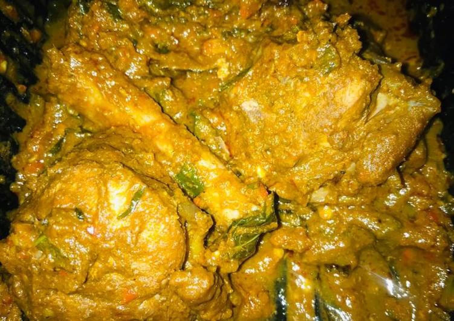 Title : Banga stew