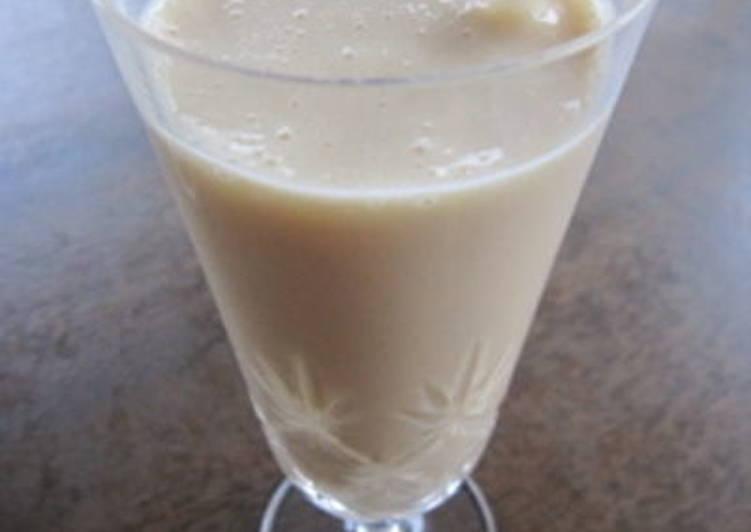 Soy Milk Eggnog
