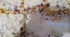 Zucchini Ham Casserole