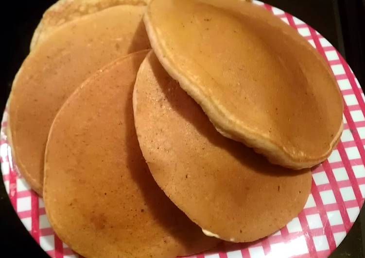 Recipe of Any-night-of-the-week Love's Pancakes