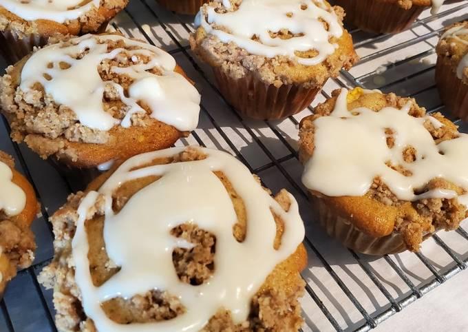 Peaches N Cream Muffins