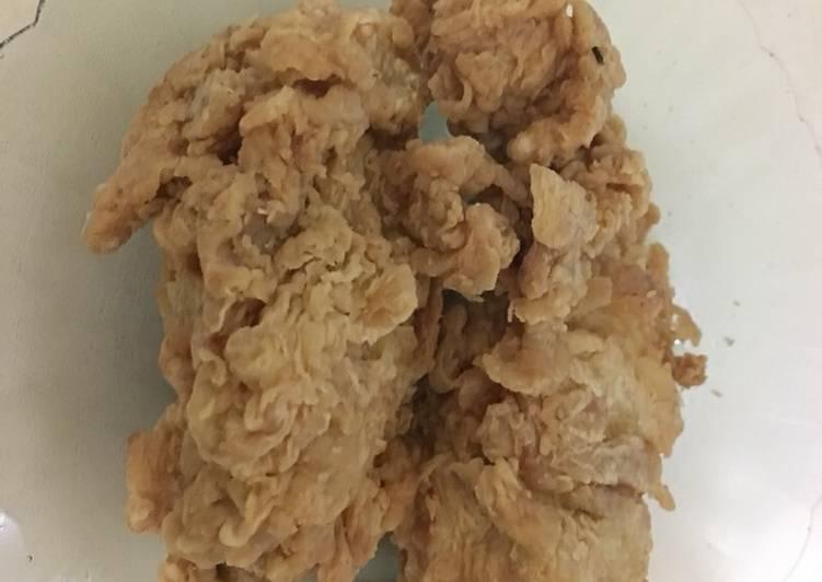 Ayam Kentaki (Ayam tepung)