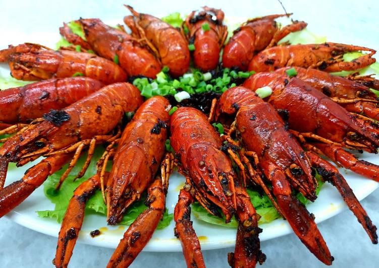 Sichuan Mini Lobster